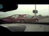 LP640 Murcielago VS Ferrari 355 Berlinetta