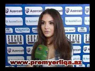 Aysel Teymurzade= футбол