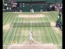 Теннис.Уимблдон 2008.Финал. Надаль - Федерер. Один из лучших розыгрышей за всю историю мирового тенниса