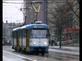Tramvaj-Streetcar ČKD TATRA T3.avi