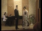 Сергей Боголюбский & Ольга Немзер - Love Unspoken (Waltz) (The Merry Widow  La Vedova Allegra)