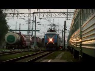 ЧС6-010 с поездом №49 Санкт-Петербург - Кисловодск