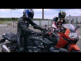 135 BMW K 1300 R vs K 1300 S - Наши тестыv АВТОПЛЮС