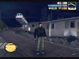 GTA III Глюк (PS2): Крушение поезда или Поезд против Такси
