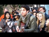 Darren Criss performs
