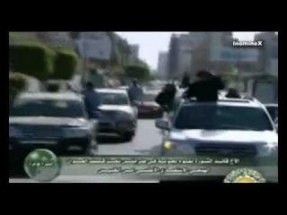 Libya: Colonel Muammar Gaddafi's legendary Tripoli drive, Must see!