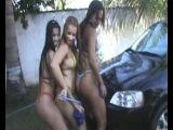 As Tequileiras em Salvador lavando Carro ( PARTE 2 ).wmv