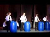 Видеохроники Петра Сухова с отчётного концерта Московского музыкального кадетсого корпуса 19.05.2011