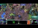 IdrA vs HuK - PvZ - Game 1 - Testbug - MLG - StarCraft 2