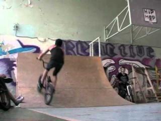 Ганин Кирилл (зеленогорск) Royal BMX конкурс