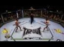 UFC Undisputed 2010 UFC 139 Dan Hendo Henderson Vs Mauricio Shogun Rua