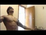 Battlecam.com - ZYZZ Look-A-Like Pose Off Contest
