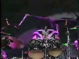 Kiss Dodger Stadium 98 - She &amp Peter Criss Drum Solo