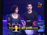 Rani Mukerji wishes Aamir Khan & Kiran Rao in KBC bengali over phone