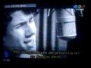 Entrevista a Nick jonas en Telefé Noticias