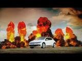 Ведущие Top Gear придумали свою рекламу Scirocco