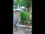 RUSSIAN DRUNK OLD MAN