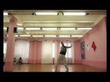 Vadym Liashchenko JAZZY SHOOL in Bj dance studio - Florence - Rabbit Heart