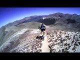 Adventure ride on Jones Pass Colorado US