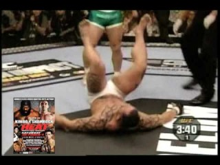 Kimbo Slice vs. Ken Shamrock Oct. 4th fight promo