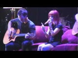 Paramore in Nashville-