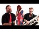 Вся современная попса с легкостью укладывается в четыре аккорда, три прихлопа и два притопа... The Axis of Awesome 4 Chords 2011 Official Music Video