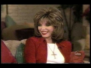 Joan Collins 2001 interview on