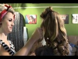 Laura Kirkpatrick Hair with Catherine Jones