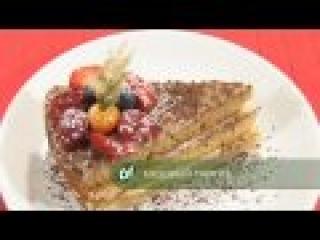 Торт медовик - пошаговый рецепт [uroki-online.com]
