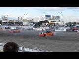 Team Orange Drift Show - ORANGE SHOW Drift @Moscow Crocus Expo 2011-08-27 (FULL-HD) [VF]