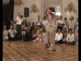 Prague Tango Alchemie 2010 - White milonga - Cristian Duarte & Lilach Mor 4