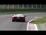 Supercars sound - 599 GTO, F40, MC12, Gumpert Apollo, Carrera GT, Ford GT, 8C Competizione & More..