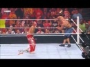 WWE Raw Rey Mysterio vs John Cena wwe championship part 2 (HD)