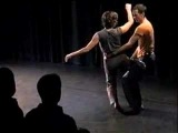 Contact Improvisation with Stephanie Nugent