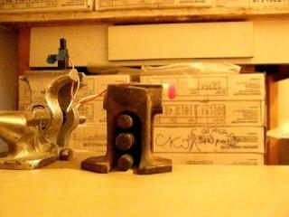 Пушка на одеколоне из оциллококцинума=)