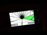 SpeedX 3D free on Android (HTC Desire)
