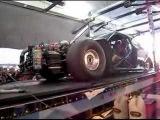 1000HP Scion tc Drag Car Dyno