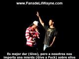 Lil Wayne feat Jadakiss &amp Drake - It's Good ( Subtitulada en espa