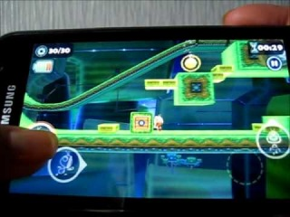 CORDY 3D - игра про спешащего робота =)