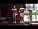 Фитнес парней в плавках - красивые тела