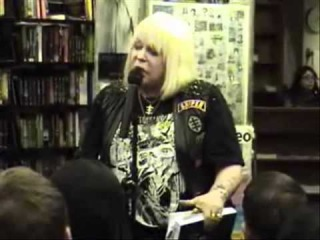 Genesis Breyer P-Orridge Reads @ The St. Mark's Bookshop, Part Three
