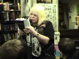 Genesis Breyer P-Orridge Reads @ The St. Mark's Bookshop, Part Two