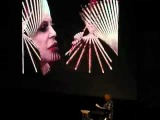 Genesis Breyer P-Orridge at the Serpentine Gallery lecture marathon