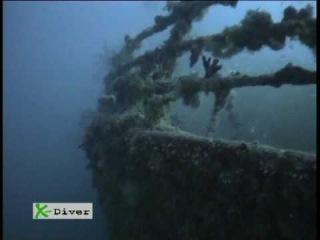 Подводные съёмки : Астрахань,Голубое озеро и другое