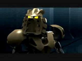 Bionicle - Linkin Park: Pushing Me Away