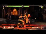 MK9 — SHADOW NOOB SAIBOT vs. KLASSIK SCORPION