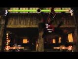 Mortal Kombat 9 - Noob Saibot 98% Combo [HD]