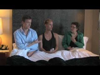 Bedding the Cast & Creatives of Husbands, a New Marriage Equality Sitcom