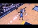 Darrell Arthur AMAZING dunk over Nick Collison (May 13, 2011)