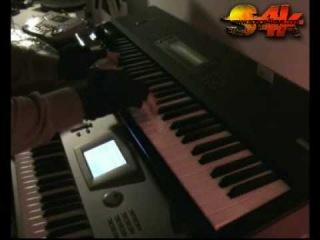 Korg M1 Ex Demonstration, performed by S4K
